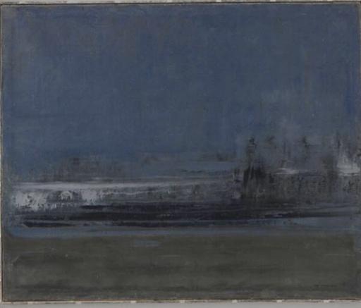 Giuseppe AJMONE - Pintura - Fiume