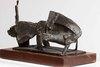 Marino MARINI - Sculpture-Volume - PICCOLO GRIDO