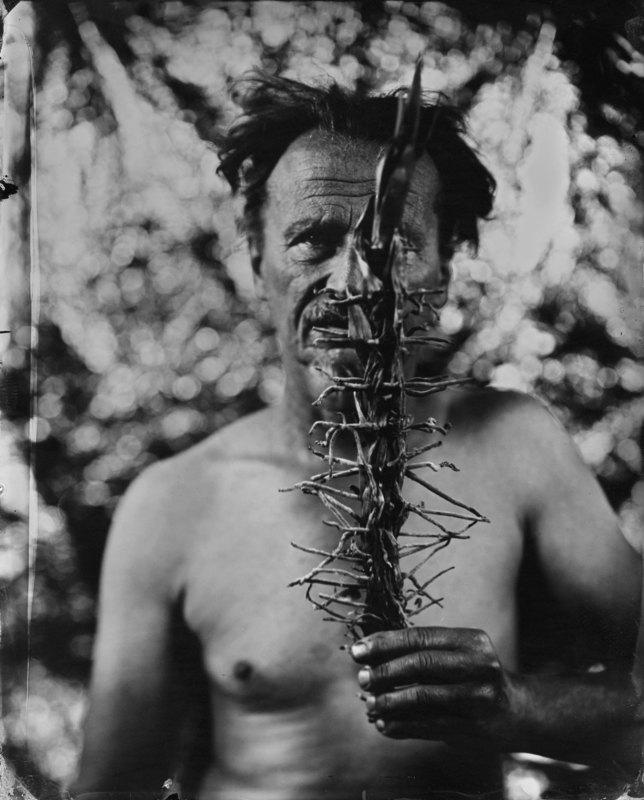 ELIZERMAN - Photography - Botanica Portrait