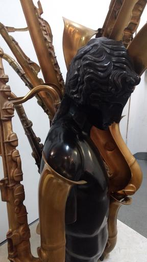 Fernandez ARMAN - Sculpture-Volume - Hermephone