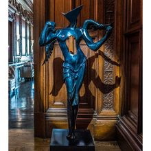 Salvador DALI - Scultura Volume - Surrealist Angel (Monumental-scale)