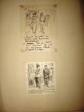 Jules Renard DRANER - Drawing-Watercolor - CONCURRENCE DELAYALE