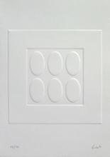 Turi SIMETI - Grabado - Luce, monocromo, spazio