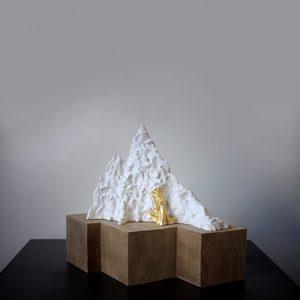 Guillaume MONTIER - Ceramic - « Terra incognita #7 »