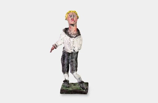 Markus LÜPERTZ - Escultura - Mozart