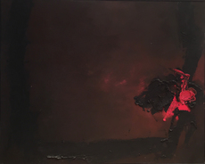 Luis FEITO LOPEZ - Painting - Sin titulo. N.307
