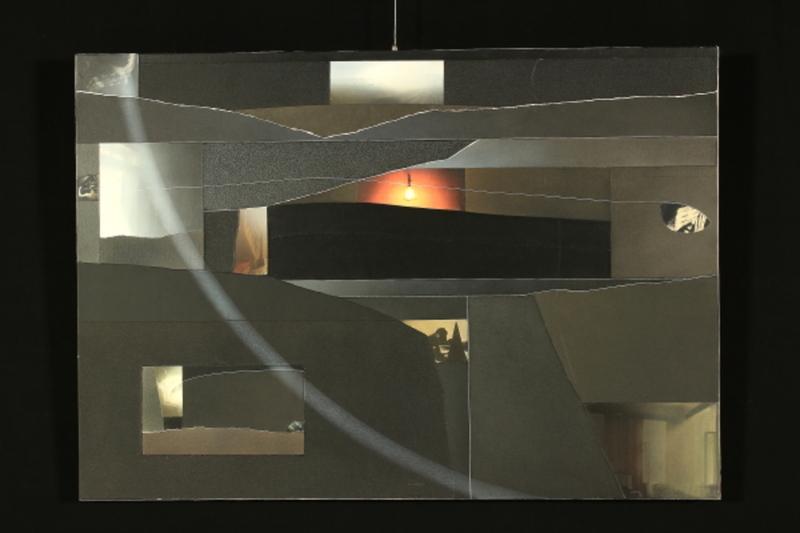 Angelo CAGNONE - Gemälde - Attraversato ricordo