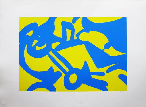 Carla ACCARDI - Print-Multiple - Senza titolo