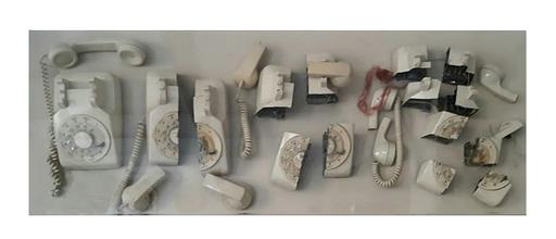 Fernandez ARMAN - Sculpture-Volume - Parts Conversation