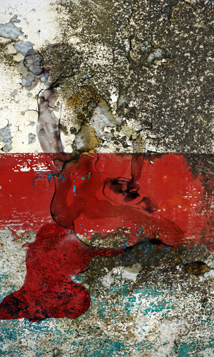 Aurélie LAFOURCADE - Peinture - Abandon