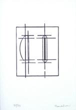 Agostino BONALUMI - Stampa Multiplo - Progetto