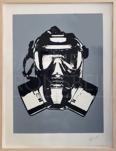 老鼠布莱克 - 版画 - The Mask