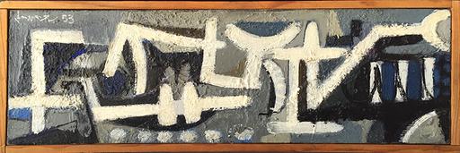 John Harrison LEVEE - Peinture - Paris XVI
