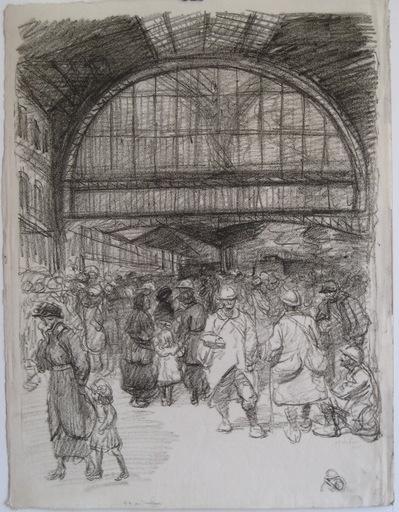 Théophile Alexandre STEINLEN - Print-Multiple - LITHOGRAPHIE SIGNÉE AU CRAYON HANDSIGNED LITHOGRAPH
