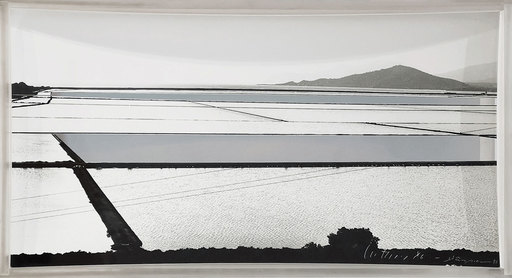Adolf LUTHER - Sculpture-Volume - Salinas (Ibiza)