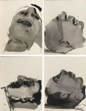 Marlene DUMAS - Estampe-Multiple - The Fog of War