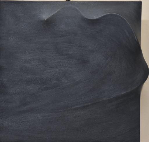 Agostino BONALUMI - Peinture - Grigio