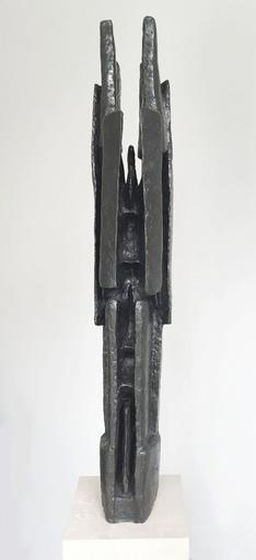 Alicia PEREZ PENALBA - Escultura - Liturgie or Totem d'amour