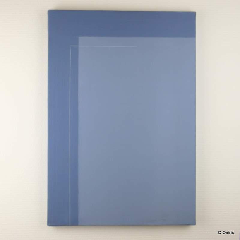 Geneviève ASSE - Painting - Sans titre 1980