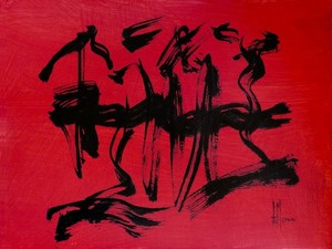 Jean-Jacques MARIE - Dessin-Aquarelle - Composition 360