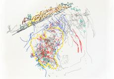 Claude HEATH - Painting - Quarry