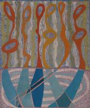 Carlo VANCHIERI - Painting - Somale