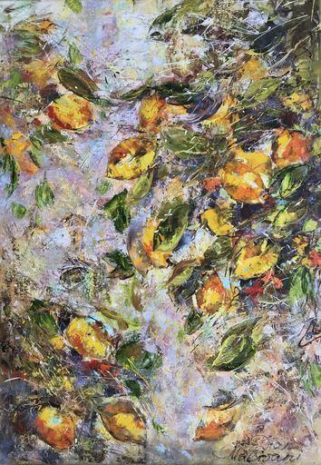 Diana MALIVANI - Pintura - Lemons