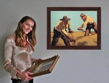Albin EGGER-LIENZ - Pintura - Top Prices Paid for This Artist