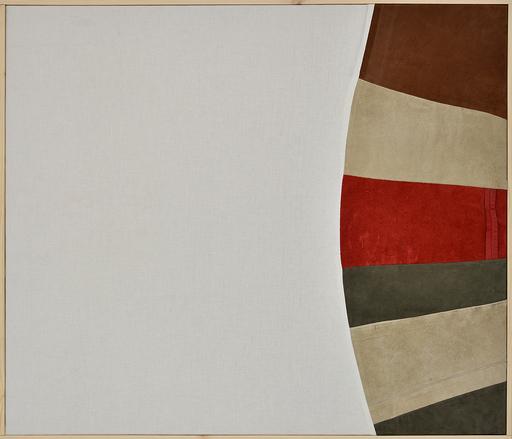 NUVOLO - Pittura - untitled (cucito a macchina)