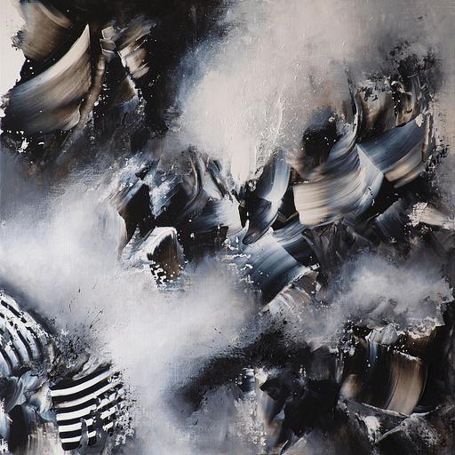 Estelle BARBET - Peinture - Evanescence