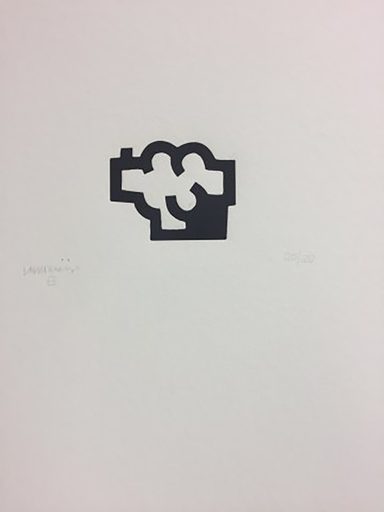 Eduardo CHILLIDA - Druckgrafik-Multiple - 08 Libro Aromas