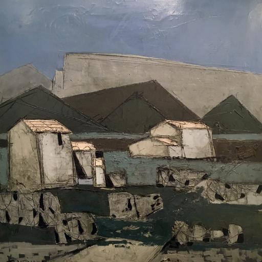 Claude VENARD - Painting - Claude Venard