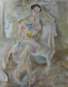 Jules PASCIN - Peinture - Mija