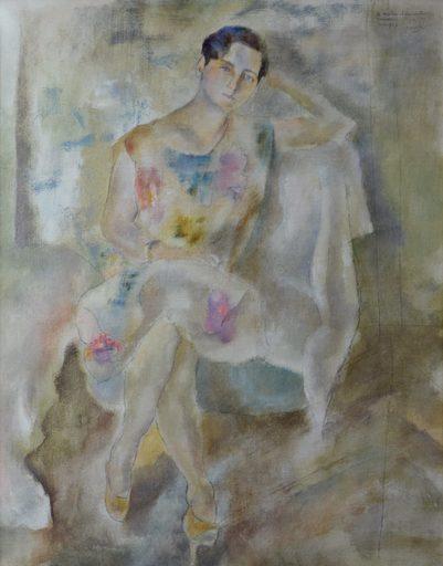 Jules PASCIN - Pittura - Mija