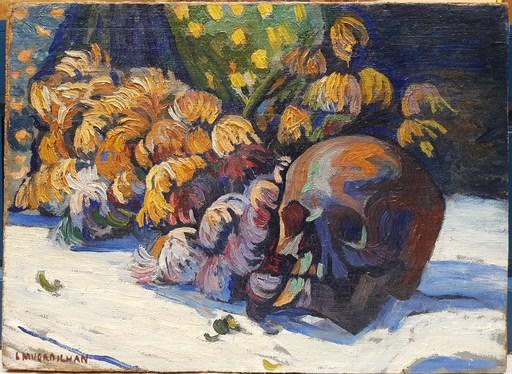 Louis Mathieu VERDILHAN - Pintura - Vanité