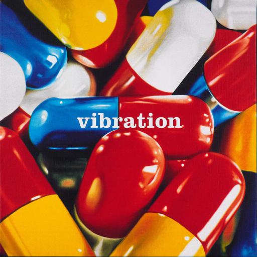 Philippe HUART - Print-Multiple - Vibration