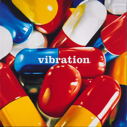 Philippe HUART - Grabado - Vibration