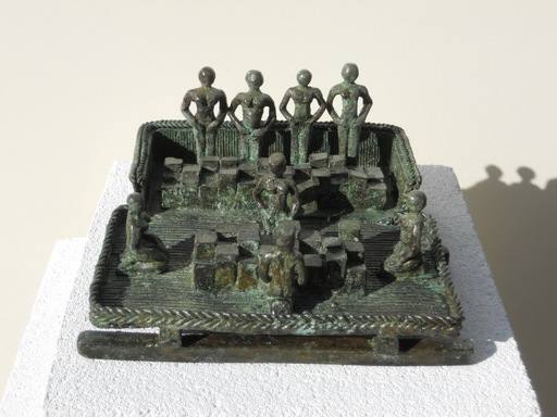 Michaël MAGNE - Sculpture-Volume - Harmonie FAGE