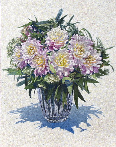 Yves CLERC - Painting - N°384