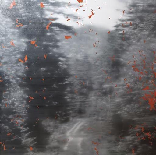 Jean-Marc AMIGUES - Painting - Il était une fois ... rouge