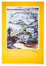 Louis AMALVY - Print-Multiple - Port de Cannes