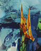 SATONE - 绘画 - Acryllage 3