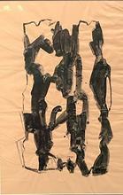Leoncillo LEONARDI - Pintura - Senza Titolo