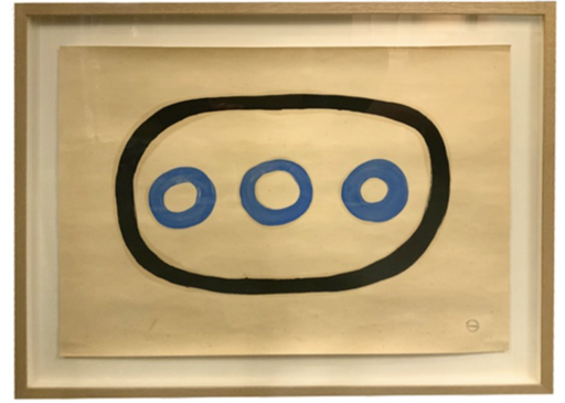 Albert CHUBAC - Disegno Acquarello - N 183