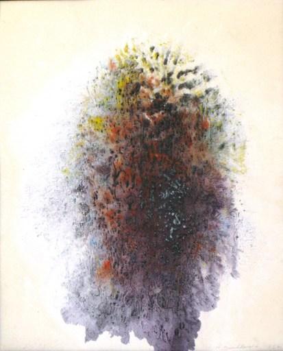 Hans Gustav BURKHARDT - Grabado - *Abstract # 1
