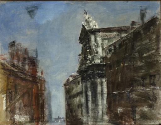 Guido TALLONE - Peinture - Venezia