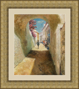 Levan URUSHADZE - Gemälde - Sunny day