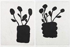 Donald BAECHLER - Print-Multiple - Flowers (2)