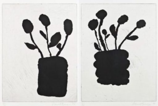 Donald BAECHLER - Print-Multiple - Flowers (2)