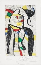 Joan MIRO - Print-Multiple - Ruban